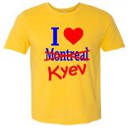 I love Montreal-Kyev